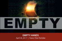 Empty Hands - The Bridge