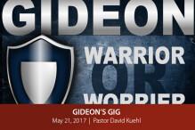 Gideon's Gig