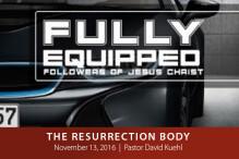 The Resurrection Body