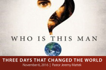 Three Days that Changed the World (Last Judgment)
