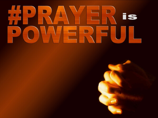 Series: Prayer is Powerful