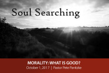 Morality: What is Good? - The Bridge
