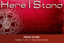 Grace Alone - The Bridge