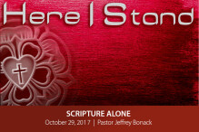 Scripture Alone - The Bridge