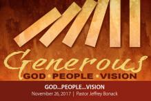 God...People...Vision - Part IV