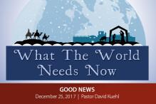Good News - Christmas Day