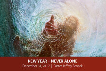 New Year - Never Alone