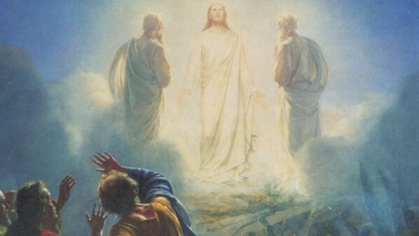 Series: Transfiguration Sunday