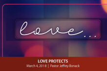 Love Protects - The Bridge