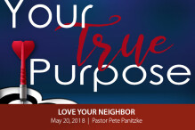 Love Your Neighbor - The Bridge