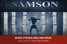 When Strong Men Are Weak