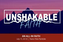 An All-In Faith