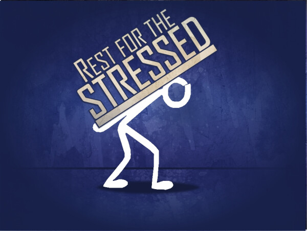 Series: Rest for the Stressed