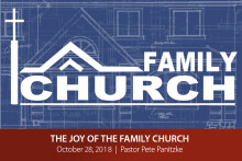The Joy of the Family Church - The Bridge