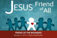 Friend of the Wounded