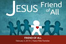Friend of All - The Bridge