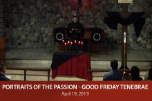 Portraits of the Passion (Good Friday Tenebrae)