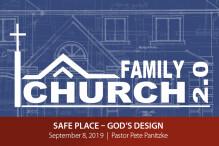 Safe Place – God's Design
