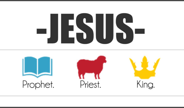 Series: Jesus: Prophet. Priest. King.