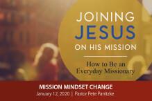 Mission Mindset Change - The Bridge