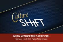 When Men Became Sacrificial - The Bridge
