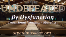 Undefeated By Dysfunction - Full Service