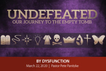 Undefeated By Dysfunction - The Bridge