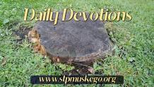 St. Paul's Devotions - September 14th