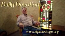 St. Paul's Devotions - September 16th