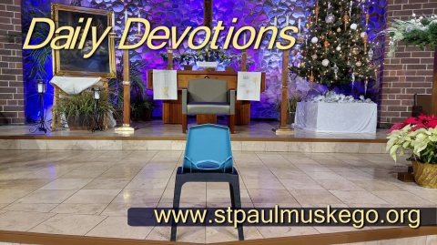 Introduction to Job and St. Paul