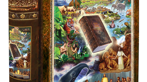 """Bible Puzzles"" and Lenten Worship"